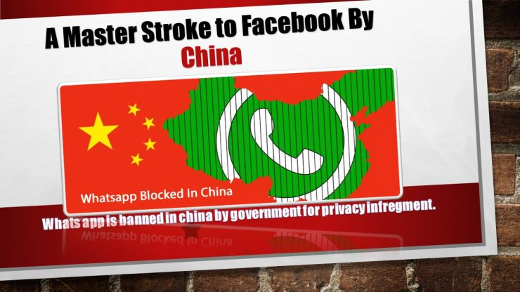 Whats App Banned In China 2019 You Must Know